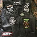 Axegrinder - Battle Jacket - Vest