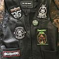 Deviated Instinct - Battle Jacket - Vest 2