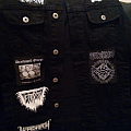 First jacket - WIP.