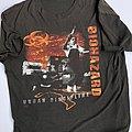 Biohazard - Urban Chaos shirt