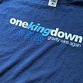 One King Down - Gravity Wins Again T-shirt