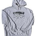 Converge - Petitioning The Empty Sky 7 inch era hoodie