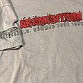 Adamantium - 99 tour shirt