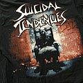 Suicidal Tendencies - You Can't Bring Me Down Tour Shirt