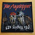 """Tom Angelripper """"Ein schöner Tag"""" patch woven"""