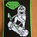 Mutard Skater Patch
