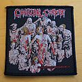 "Cannibal Corpse ""The Bleeding"" Patch woven"