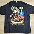Blazon Stone - Down in the Dark T-Shirt