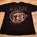 Rush - TShirt or Longsleeve - Rush - Time Machine tour 2010 shirt