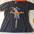 Bruce Dickinson Accident of Birth promo shirt 1996 XL