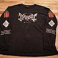 Mayhem - TShirt or Longsleeve - Mayhem Legion Norge Misanthropy 1997 long sleeve shirt