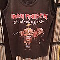 Iron Maiden - TShirt or Longsleeve - Iron Maiden - Can I Play With Madness 1988 holding original