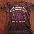 Metallica - TShirt or Longsleeve - Metallica 1984 Canadian tour