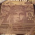 King Diamond - Other Collectable - King Diamond Megadeth Poster Concert Québec Canada Rare