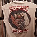 Iron Maiden - TShirt or Longsleeve - FS Iron Maiden Onslaught Quebec 1983 French Tour Shirt