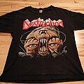 Destruction - TShirt or Longsleeve - Destruction Released From Agony German Old School Thrash shirt