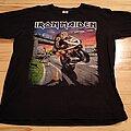 Iron Maiden - TShirt or Longsleeve - Iron Maiden Book Of Souls British & Irish Tour 2017 shirt