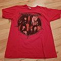 Mötley Crüe - TShirt or Longsleeve - Motley Crue Shout of the devil tour 1983 red