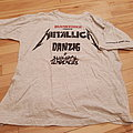 Metallica - TShirt or Longsleeve - Metallica Danzig Suicidal Tendencies Hippodrome Québec 1994 shirt promo