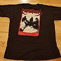 Sepultura - TShirt or Longsleeve - Sepultura Beneath the remains ORG Shirt Blue Grape 1990 XL
