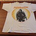 Marillion - TShirt or Longsleeve - Marillion Incommunicado Tour Shirt White