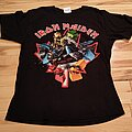 Iron Maiden - TShirt or Longsleeve - Iron Maiden - The Final Frontier Canada 2010 Tour shirt with dates