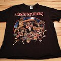 Iron Maiden - TShirt or Longsleeve - Iron Maiden - Legacy of the Beast  Mexico City Tour shirt 2019