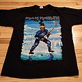 Iron Maiden - TShirt or Longsleeve - Iron Maiden - Somewhere Back In Times Canada Tour - 2008