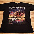 Iron Maiden - TShirt or Longsleeve - Iron Maiden - Book Of Souls London Concert Shirt 2017 with date