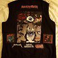 Rush - Battle Jacket - My battle vest