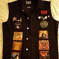 Rush - Battle Jacket - Vest update