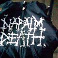 "Napalm Death - ""Time Waits For No Slave."" Tour Hoodie TShirt or Longsleeve"