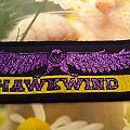 Hawkwind - Patch - Original vintage Hawkwind patch