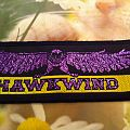 Original vintage Hawkwind patch