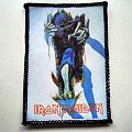 Iron Maiden - Patch - IRON MAIDEN  vintage 80's patch 56  7.5 X11 cm new