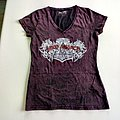 Amon Amarth girlie shirt new size  S  emp official