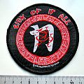 Sick of it all vintage 1993 patch s270  new  9 cm