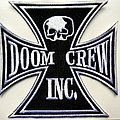 Black Label Society - Patch - black label society shaped patch b80  doom crew