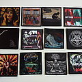 rock/metal emblemen patches part 12 photo print patch 2€ new