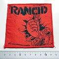 Rancid - Patch - Rancid 1995 patch used258