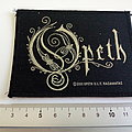 Opeth 2001 patch o105 official