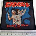 Exodus - Bonded By Blood Official Woven Patch (From music4u)