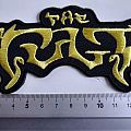 The Cult shaped patch c134 new