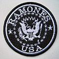 Ramones patch 22 new 7 cm