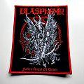 Blasphemy - Patch - BLASHPHEMY patch new b140  10 x 12 cm