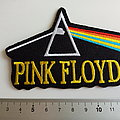 pink floyd shaped patch no 28