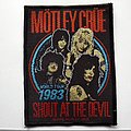 motley crue patch m312