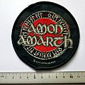 Amon Amarth patch used 384