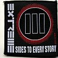 extreme 1992 vintage patch e32 new 10 X 10 CM