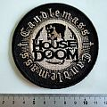 Candlemass patch house of doom c210 new